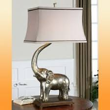 wooden elephant lamp elephant lamp