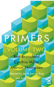 primers volume 2 introducing ben bransfield nine arches press