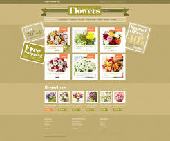 Home Interior And Gifts Catalog by Flower Shop Magento Theme 34565