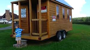 la tiny house baluchon prsentation youtube charming tiny houses