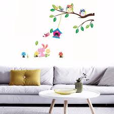 Owl Wall Decals Nursery by Online Get Cheap Baby Owl Wall Decals Aliexpress Com Alibaba Group