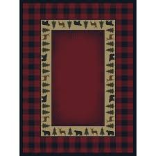 Plaid Area Rug Ridgeland Buffalo Plaid Area Rug 7 10 X 10 6 Free Shipping