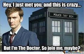 10th Doctor Meme - 10th doctor by daggers1627 meme center