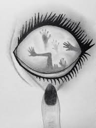 look into my eyes is where my demons are is where my demons are