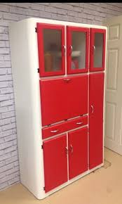 50s Kitchen Vintage Retro 40s 50s Kitchen Cabinet Cupboard Larder Kitchenette