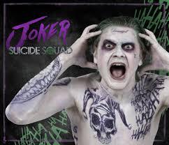 Joker Halloween Costume Kids Diy Jared Leto Joker Squad Cosplay Makeup