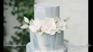 wedding trend tuesday marble wedding cakes youtube