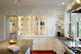 oak kitchen wall cabinet with glass doors wall cabinets with glass doors houzz