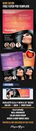 hair salon u2013 free flyer psd template facebook cover u2013 by