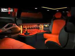 lamborghini veneno limousine lamborghini aventador limo youtube