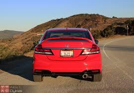 2015 honda civic si sedan exterior 008 the truth about cars