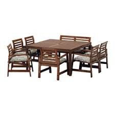 Bench Outdoor Furniture Outdoor Dining Furniture Dining Chairs U0026 Dining Sets Ikea