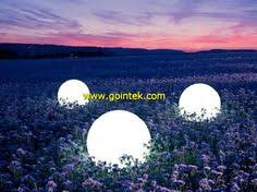Light Up Topiary Balls - big wedding decorative led light ball www goldlik com sales