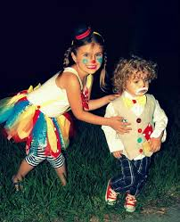 Brother Sister Halloween Costume Brother Sister Diy Clown Costume Halloween Sooo Close