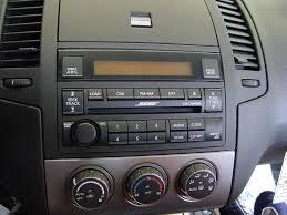 2007 Altima Interior 2005 2006 Nissan Altima Car Audio Profile