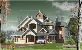 victorian style vastu compliant home kerala home design and