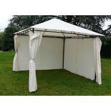 tende gazebi set tende tenda gazebo universale 3x3 chiusura con velcro ebay