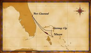 Port Canaveral Florida Map by Personal Navigators 4 Night Bahamian Cruise From Port Canaveral