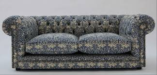 Patterned Sofa Bed Patterned Chesterfields Are They For You