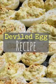 egg recipes for dinner deviled egg recipe family traditions
