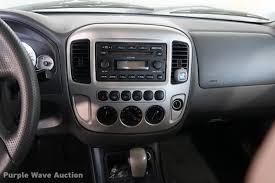 mazda tribute 05 2005 ford escape hybrid suv item dd2246 sold september