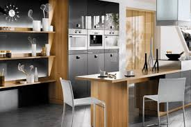 white wood kitchen cabinets modern kitchen cabinets black white and brown color schemes gray