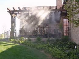 Best Patio Mister System Misting Systems Archives Cloudburst Misting Systems Inc