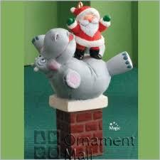 2008 i want a hippopotamus for magic hallmark keepsake