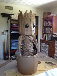 groot costume groot baby groot costume cheap all paper costume