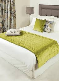 bed runners b c collection santorini bed runner throws blankets runners