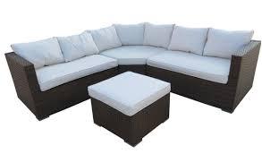 Roma Corner Sofa Prestington Roma 6 Seater Rattan Sofa Set With Cushion U0026 Reviews
