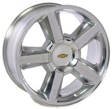 chevy silverado wheels ebay