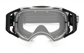 oakley motocross goggle lenses commencal 2017 oakley airbrake mx matte white speed goggles
