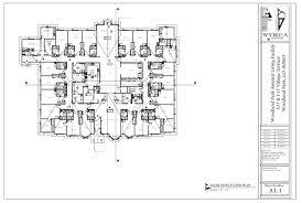 Assisted Living Facility Floor Plans Floor Plans U2013 Aspen Bowers