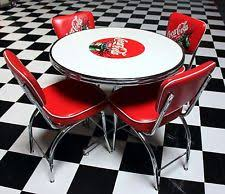 coca cola table and chairs coca cola dining table and chairs dining room ideas