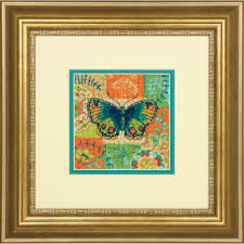 buy the dimensions needlepoint kit butterfly pattern at