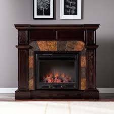 electric fireplace log inserts interior design