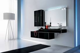 Black Modern Bathroom Bathroom Ideas Mirrored Sliding Door Modern Bathroom Wall Cabinet