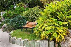 Bermuda Botanical Gardens 20245568 Japanese Garden At The Bermuda Botanical Gardens In
