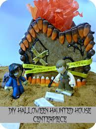 zombie gingerbread halloween house