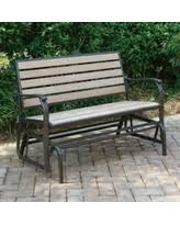 new deals on outdoor glider benches