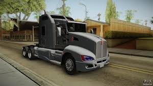 kenworth aerodyne kenworth t660 aerocab aerodyne 72 sleeper for gta san andreas
