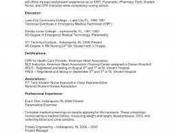 Paramedic Sample Resume by Shining Sample Entry Level Resume 12 Free Timesheet Forms Cv