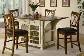 Stools  Kitchen Table Stools Extraordinary Stunning Square - Dining table sets with matching bar stools