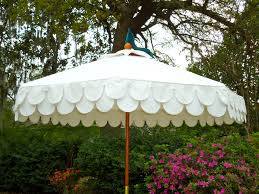 Wood Patio Umbrellas by Outdoor Space Valance Tents And Boutique