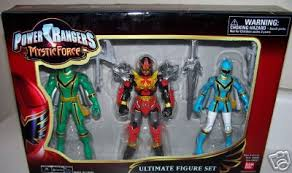 power rangers mystic force fall 06 toys toy guide power
