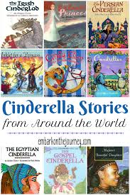 16 multicultural cinderella stories from around the world