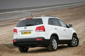 kia sorento estate review 2010 2014 parkers