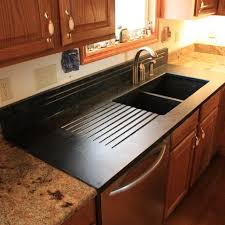 Best  Soapstone Ideas Only On Pinterest Soapstone Counters - Kitchen counter with sink
