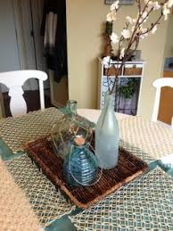 Centerpieces For Kitchen Table by Diy Kitchen Table Centerpiece Serving Tray Diy Centerpiece